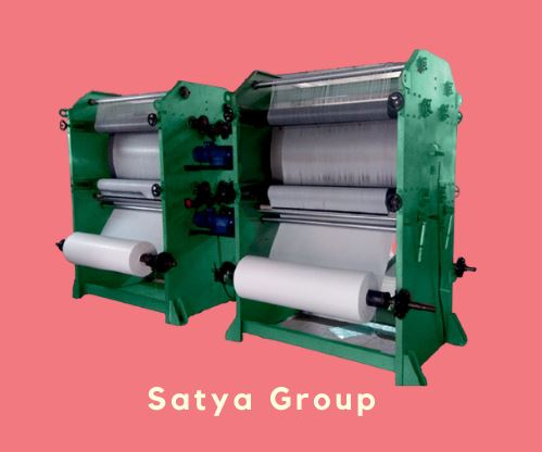Agro Shade Net Slitting Machine